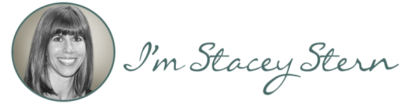 Stacey Stern Consulting I am Stacey Stern header graphic image