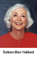 Barbara Marx Hubbard photo